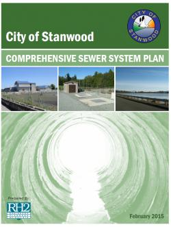Sewer Plan Cover