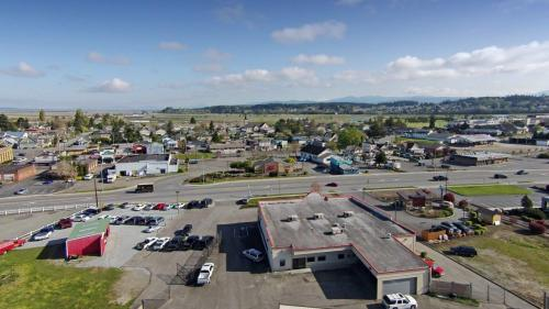 Aerial View of Stanwood