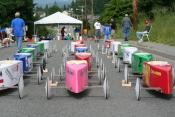 Soap Box Derby Cars