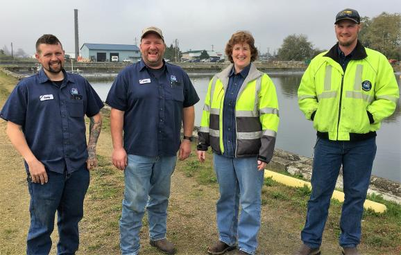 Wastewater Employees