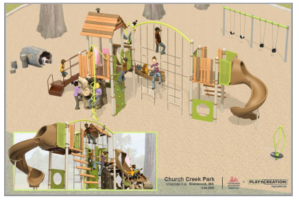 Press release-church creek park