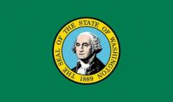 The Seal of the State of Washington - 1889